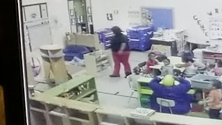 Video shows girl being thrown at Missouri day care