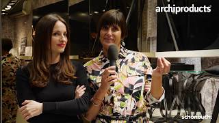 Fuorisalone 2019 | Schönbuch - Carolin Sangha and Hanne Willmann present All in black