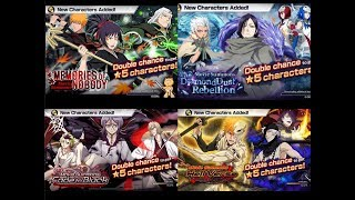 Bleach Brave Souls Movie Character Ranking