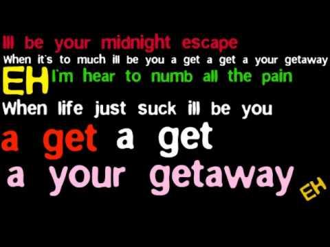 JasonDerulo-Getaway-Lyrics