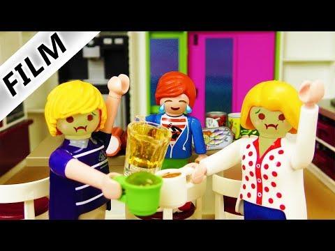 Playmobil Film deutsch | STINKBOMBEN SHAKE - Julian prankt seine Eltern | Kinderserie Familie Vogel