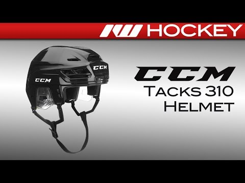 CCM Tacks 310 Helmet Review