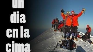 Mont Blanc - Un dia en la cima