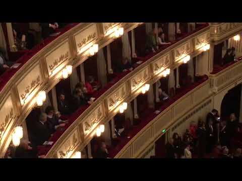 Vienna State Opera House, Austria