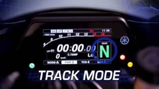 YZF-R1 Innovation - LCD Meter