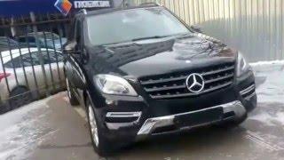 Купить Mercedes-Benz M-класса 2013 года (W166) - Москва(, 2015-12-16T15:50:42.000Z)