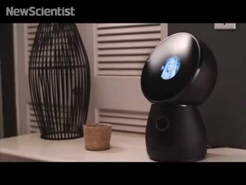 First family robot designed as home companion