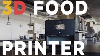 The Foodini: 3D Food Printer | Foodbeast News
