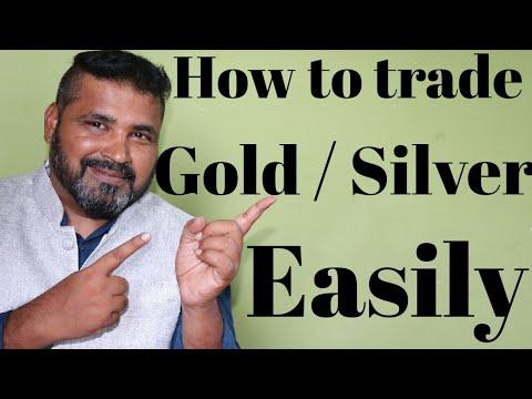 Bullion mcx trade – how to trade gold / silver easily गोल्ड सिल्वर में आसानी से ट्रेड कैसे करें?