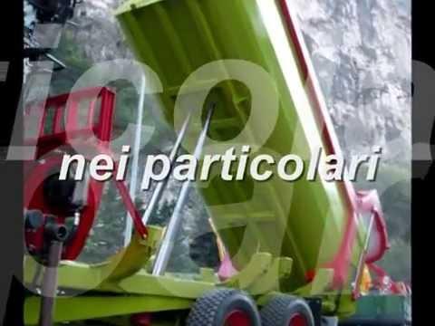 Mattedi rimorchi agricoli youtube for Capriotti rimorchi agricoli