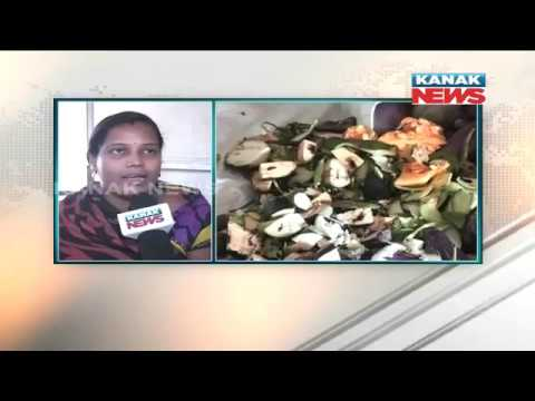 Rotten Fruits & Moldy Bread Provided To Patients In Balasore Dist. HQ Hospital