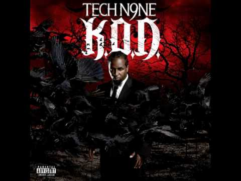 Tech n9ne- Blackened The Sun(KOD)