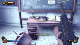 PS3 Longplay [047] Bioshock Infinite (part 1 of 5)