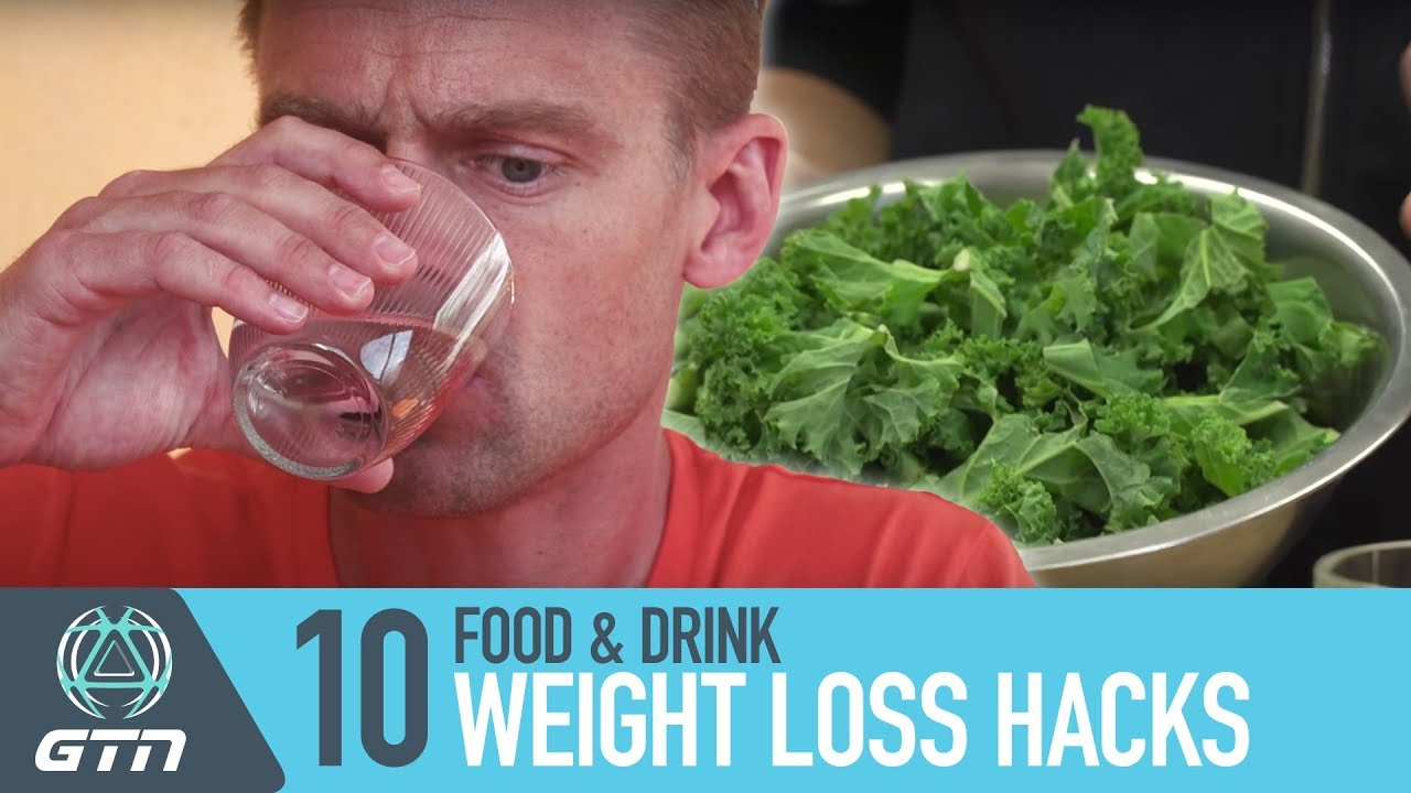 Top 10 Food & Drink Weight Loss Hacks For Triathletes