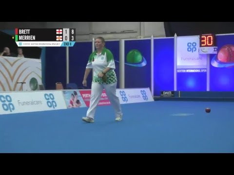 Co-op Funeral Care Scottish International Open 2017: Session 4