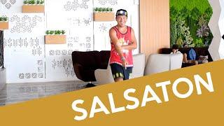 Salsaton - Jef Rey feat  Piemgi - ZUMBA Choreography