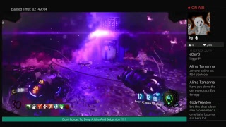 ROUND 100+ ATTEMPT ON MOON BO3 ZOMBIES !!!!!!