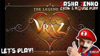 The Legend Of Vraz Gameplay (Chin & Mouse Only)