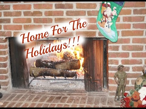 Vlog #1 Home for the Holidays