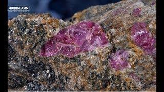 Greenland Rubies - Natural Beauties