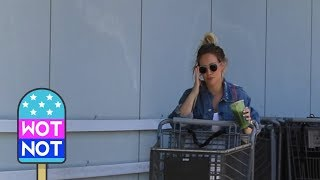 Hilary Duff Shops at Bed, Bath & Beyond - CELEBRITY SNIPPET