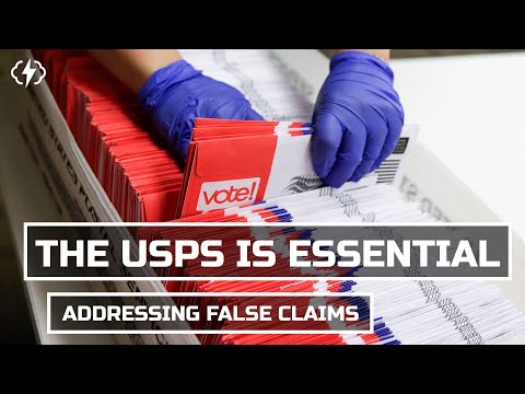 The US Postal Service And Voting By Mail