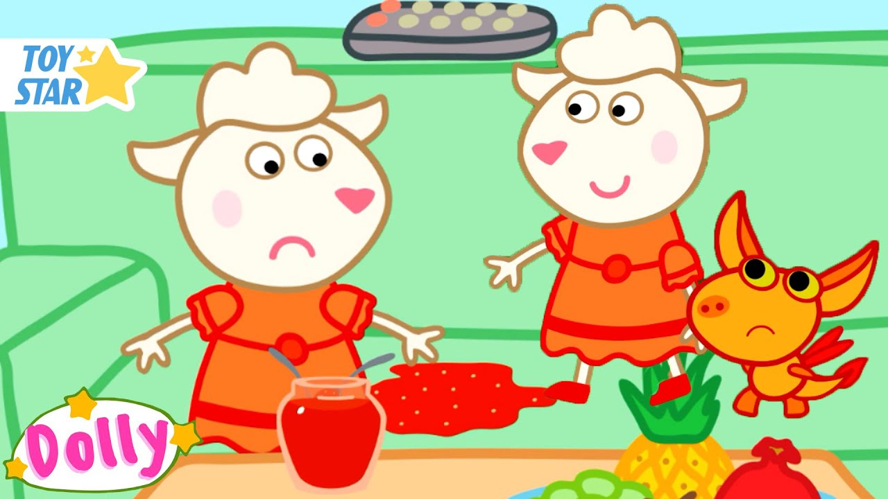 Dolly and Friends Funny Cartoon for kids New Compilation #297