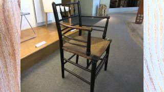 Making a Chair - Research: Sussex Chair Part 1