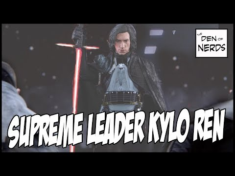 Supreme Leader Kylo Ren Explained | Will Reylo be his Downfall? Snoke Spoilers from The Last Jedi