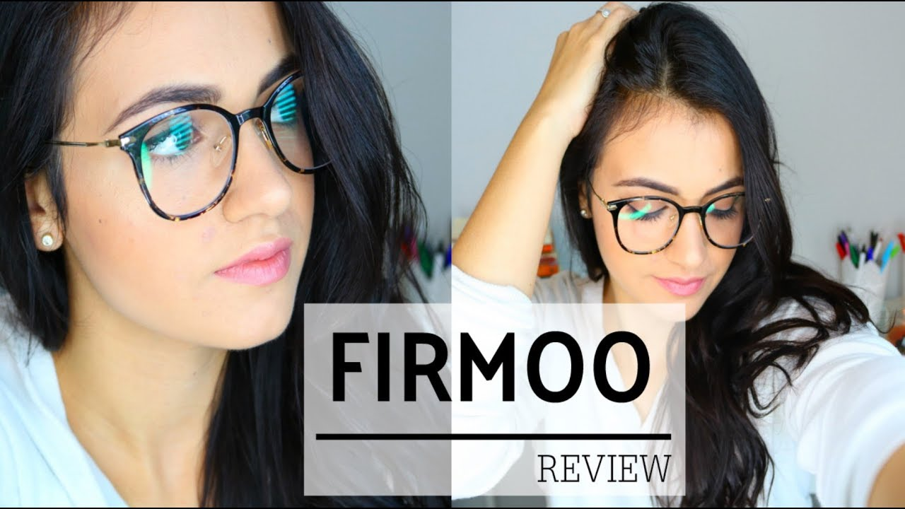 6e3cd4e117 Firmoo Glasses Review + Try On Haul