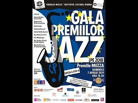 Marcian Petrescu & Trenul De Noapte - Recital Gala Premiilor De Jazz si Blues - MUZZA 2019
