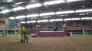 winning the Puissance!!! [Cara&Dusty]x