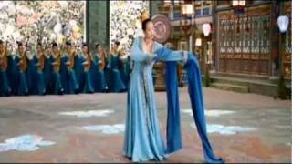 House Of Flying Daggers - Beauty Song Dance    My Favorite Part