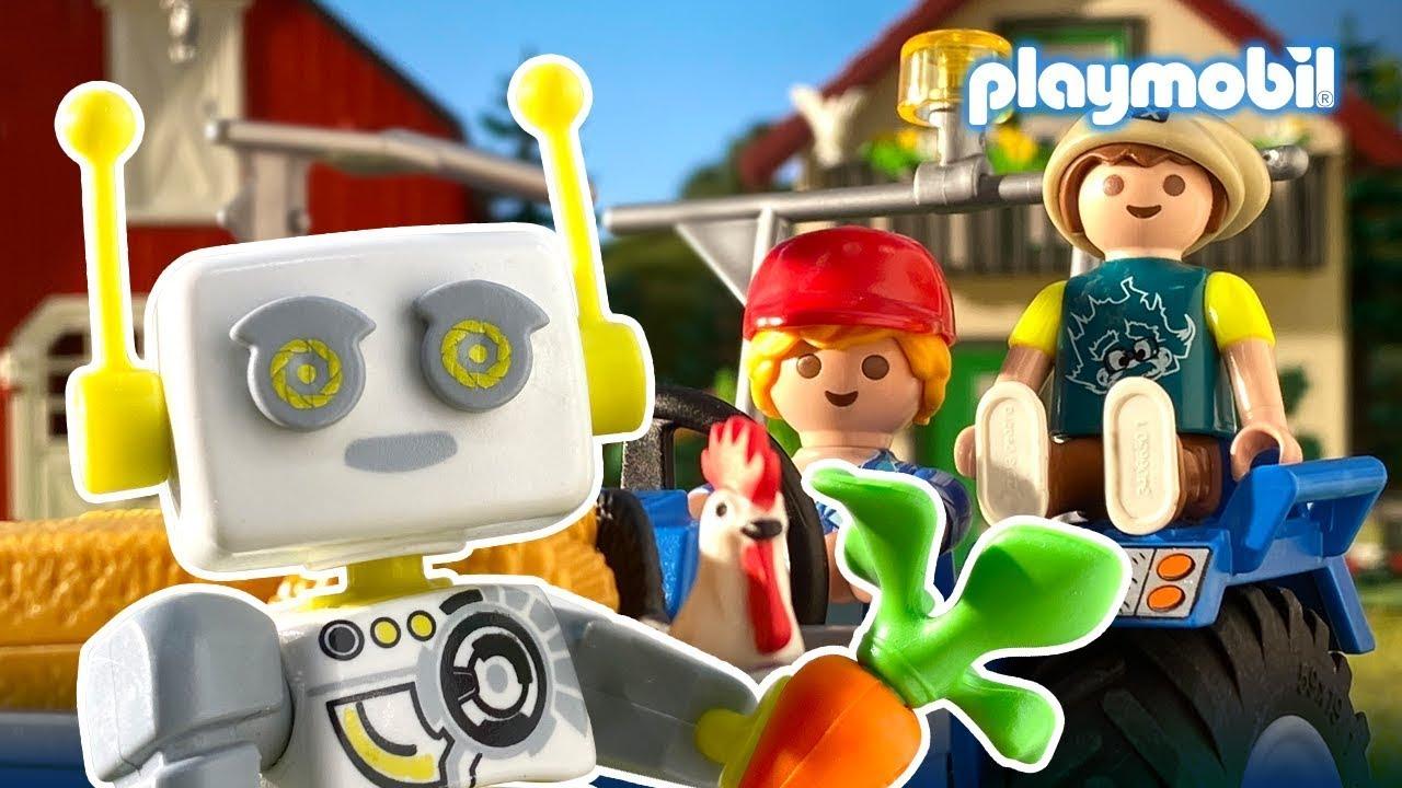 PLAYMOBIL | La vita nella fattoria