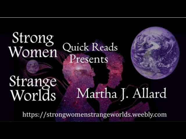 In case you missed it: Strong Women, Strange Worlds.