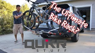 QuikrStuff Mach 2 Bike Rack: Could this be the ultimate rack?