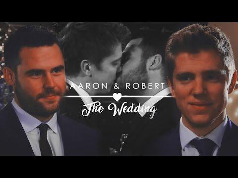 Aaron and Robert「The Wedding」
