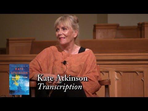 "Kate Atkinson, ""Transcription"""