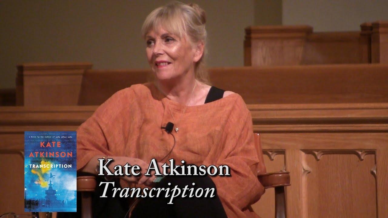 Kate Atkinson Nude Photos 10