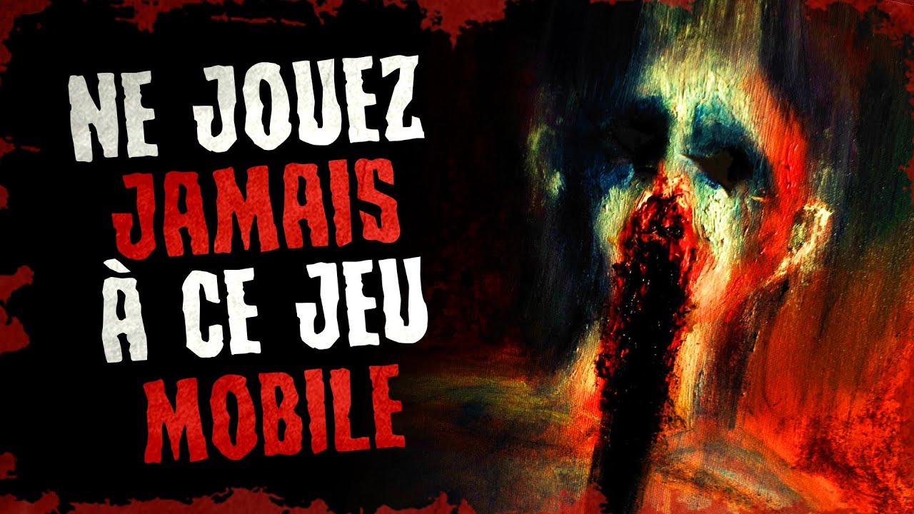 Ne jouez JAMAIS au jeu mobile KLUB DE CHASSE... | CREEPYPASTA FR