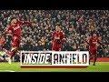Inside Anfield: Liverpool 2-1 Genk | Exclusive Behind-the-scenes Footage