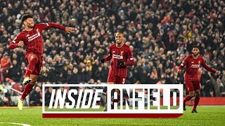 Inside Anfield: Liverpool 2-1 Genk | Exclusive behind-the-scenes footage