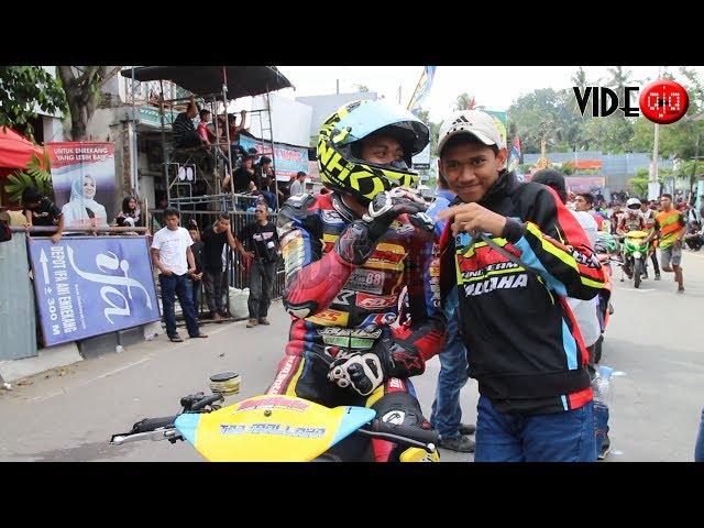 Final MP1 Atong Pulang Kampung Road Race II sirkuit Massenrempulu Enrekang 2017