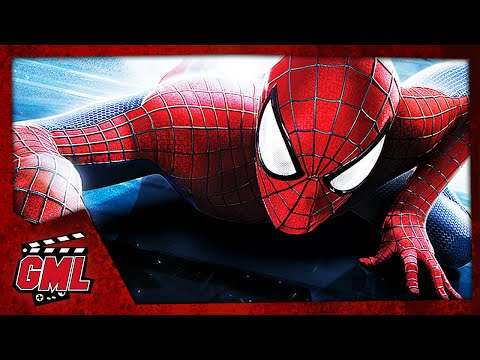 THE AMAZING SPIDER MAN 2 (jeu) - FILM COMPLET FR