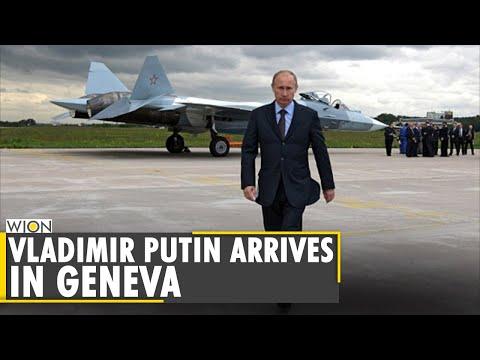 Russian President Putin arrives in Geneva for summit with Biden | High-stakes summit in Geneva| News