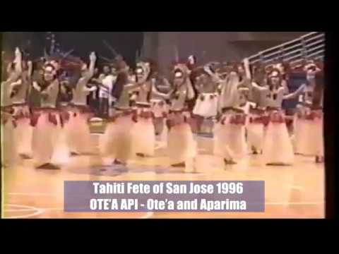 Tahiti Fete of San Jose 2017 - LIVE - Test - Promo from Playback Media Productions