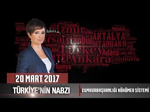 Türkiye'nin Nabzı - 20 Şubat 2017