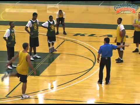 Drills for Building Your Man-to-Man Defense