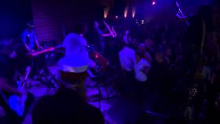Andy Frasco with Kris Lager Band (Crowd Surfing)