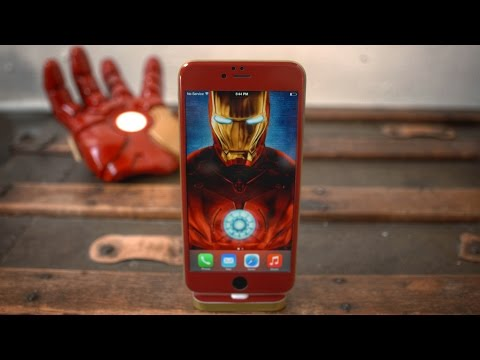 The $25 skin which gives your iPhone 6 an Iron Man overhaul